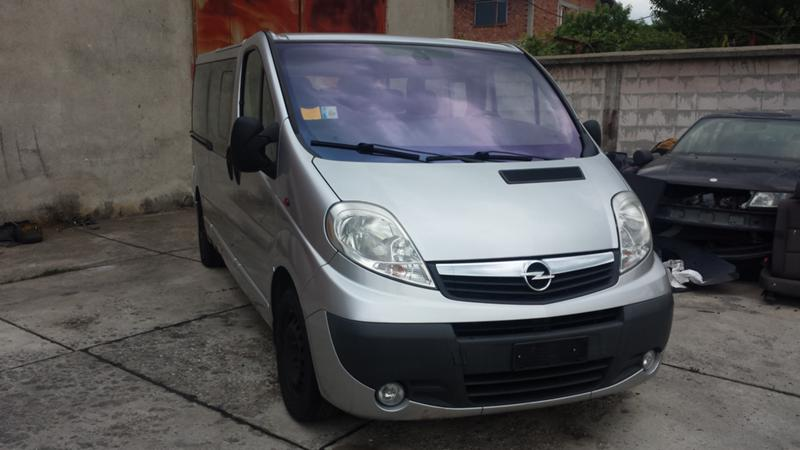 Opel Vivaro 2.0 I   НА ЧАСТИ