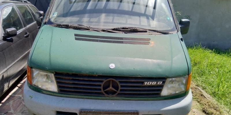 Mercedes-Benz Vito 2.3 ТД НА ЧАСТИ