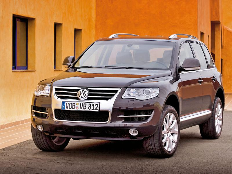 VW Touareg 3.0TDI