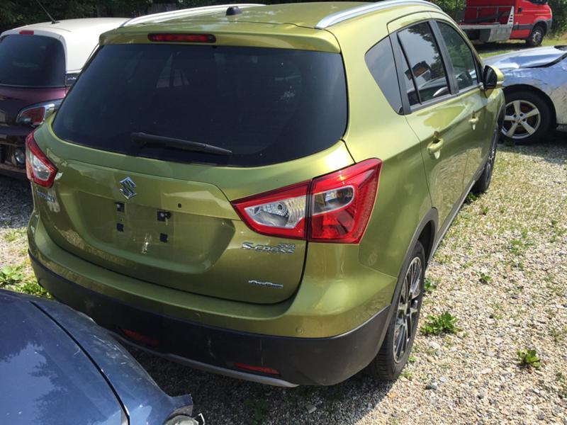 Suzuki SX4 S-Cross 1,6 бензин