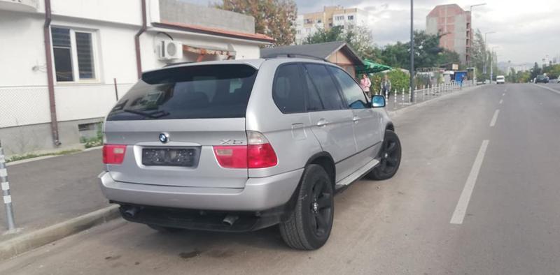 BMW X5 3 бензин