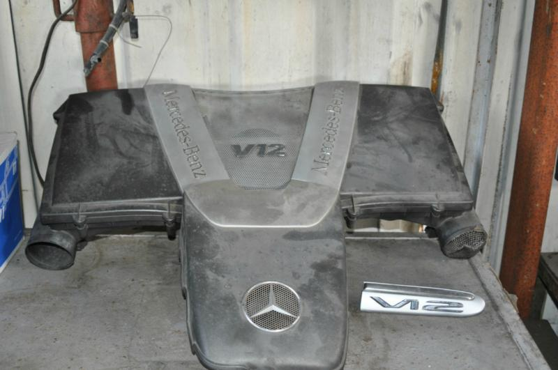 Mercedes-Benz S 600 V-12