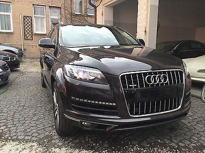 Audi Q7 3.0d FACE LIFT