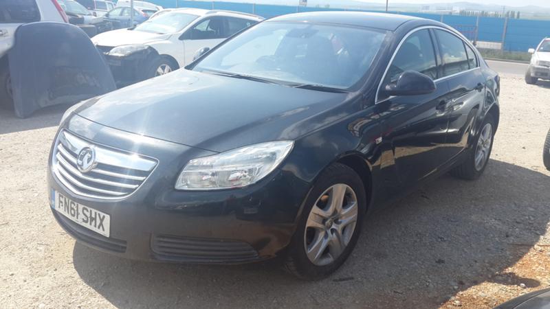Opel Insignia 2.0 CDTI НА ЧАСТИ