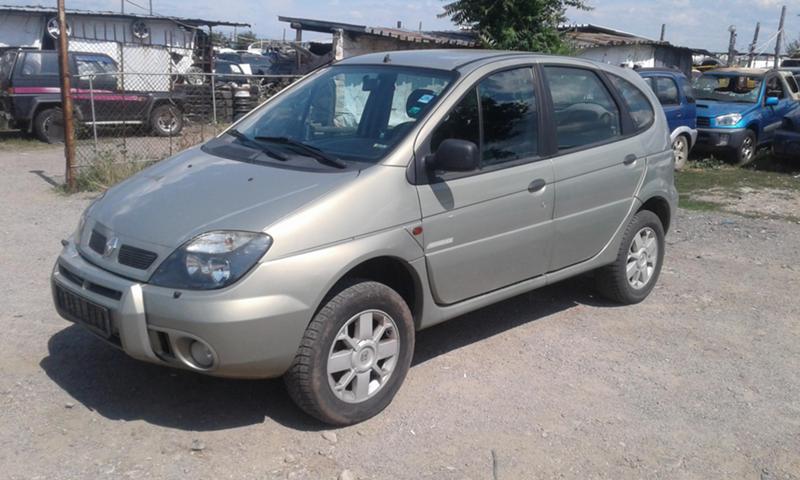 Renault Scenic rx4 1.9dci/на части