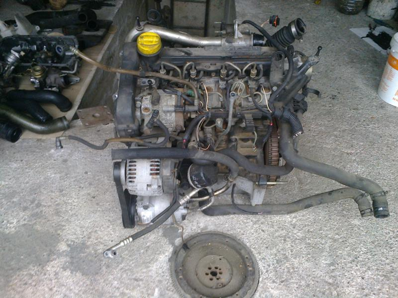 Двигател за Renault Megane