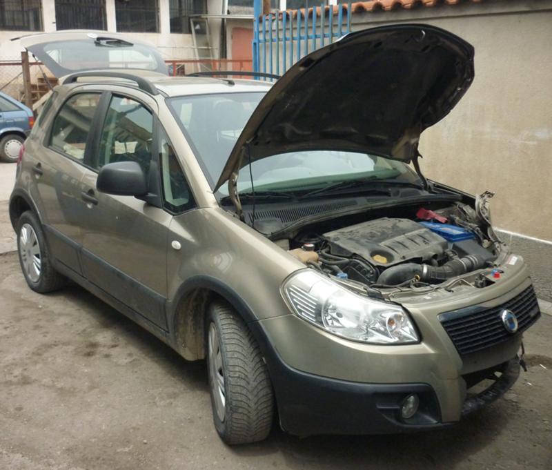 Fiat Sedici 1.9 multijet 4x4