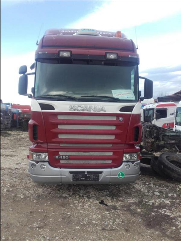 Scania R 420 HPI, снимка 1