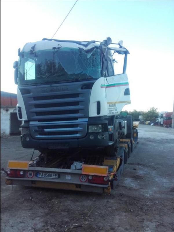 Scania R 420 HPI, снимка 11