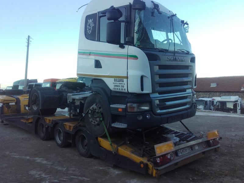 Scania R 420 HPI, снимка 12