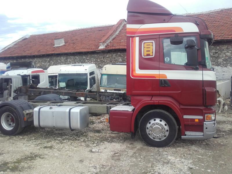 Scania R 420 HPI, снимка 2
