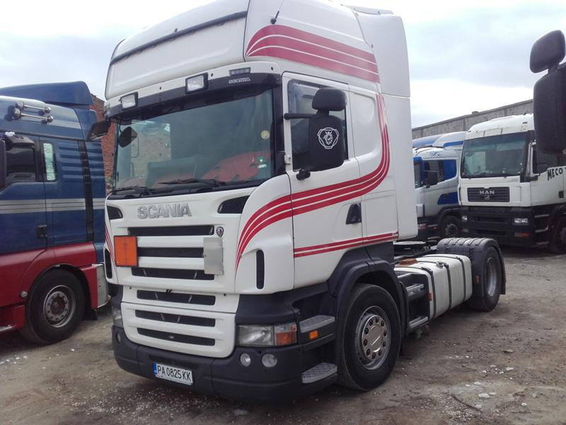 Scania R 420 HPI, снимка 9