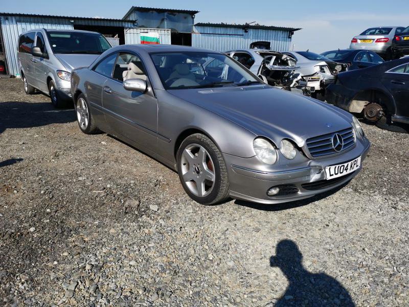 Mercedes-Benz CL 500 Фейслифт на части