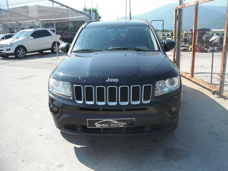 Jeep Compass 2.2CRDI-НА ЧАСТИ