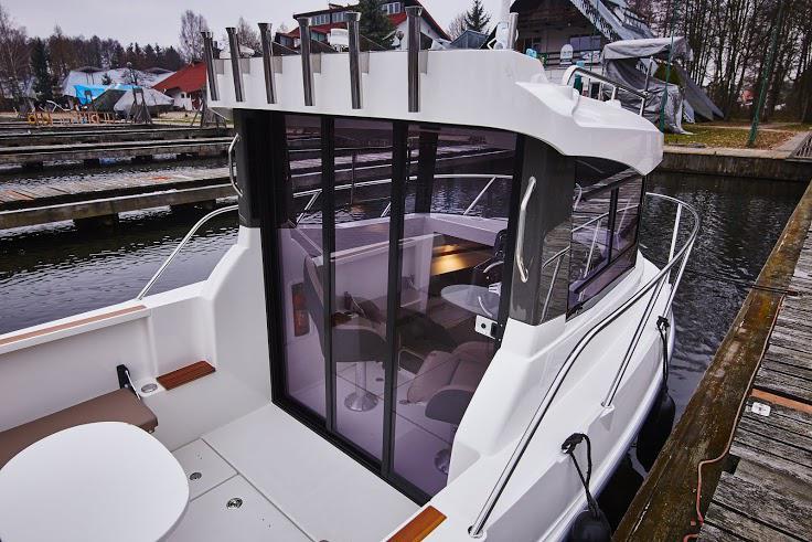 Лодка Собствено производство PEGAZUS 560