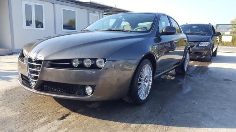 Alfa Romeo 159 1.9d 150к.с. 6-скорости