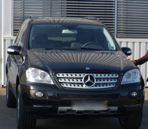 Mercedes-Benz ML 500 500-на части