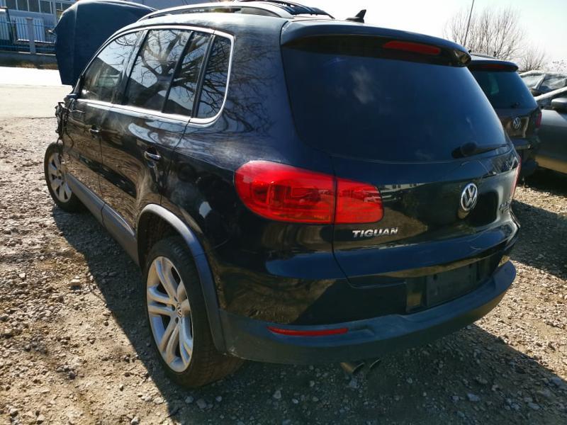 VW Tiguan 2.0TSI face