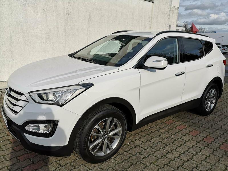 Hyundai Santa fe 3Бр НА ЧАСТИ