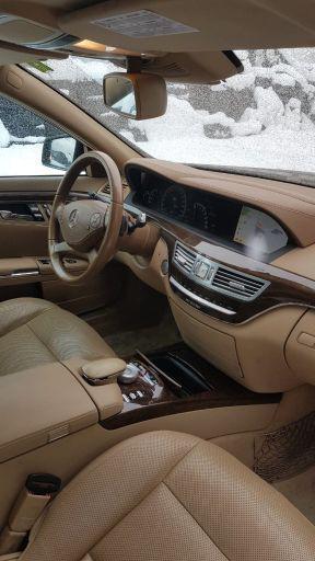 Mercedes-Benz S 350 3,5i, снимка 9