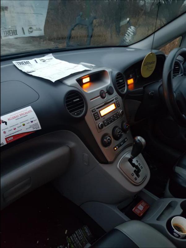 Kia Carens 2.0 CRDI AUTO, снимка 6