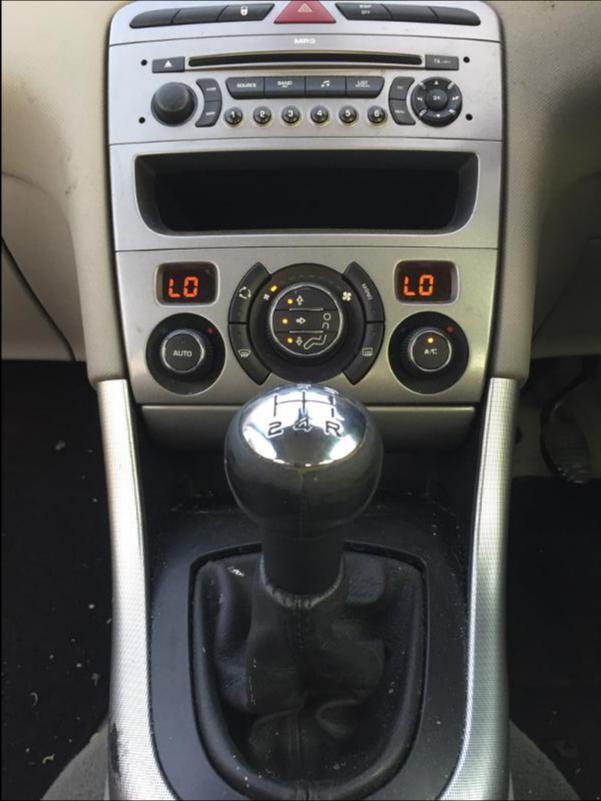 Peugeot 308 1.6 HDi 109 к.с. код мотор : 9HZ, снимка 9
