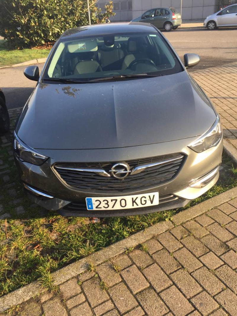 Opel Insignia 2.0CDTI на части