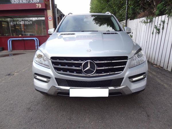 Mercedes-Benz ML 500 в166-2013