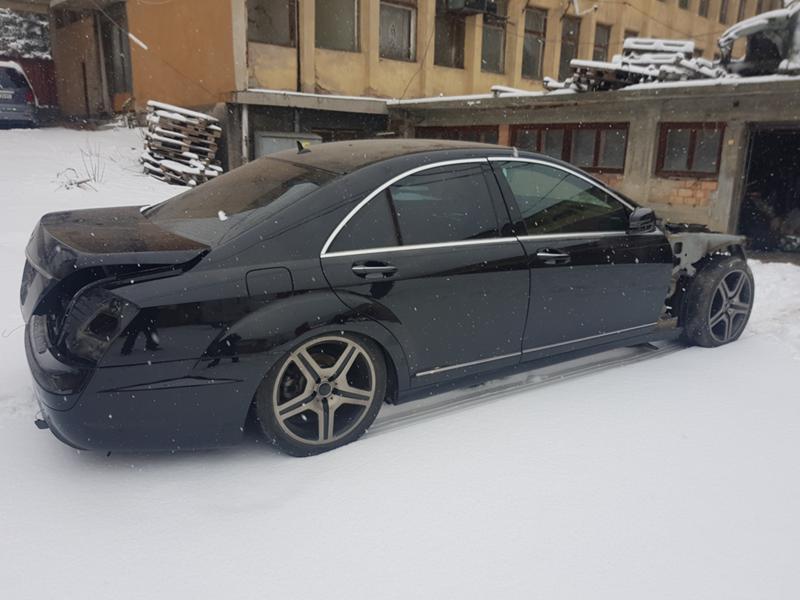 Mercedes-Benz S 320 3.2d/4matik/3br