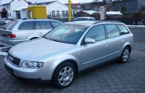 Audi A4 1.9 НА ЧАСТИ