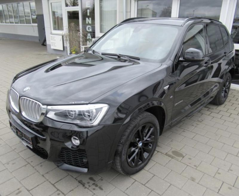 BMW X3 2.0d,3.0d 3бр НА ЧАСТИ