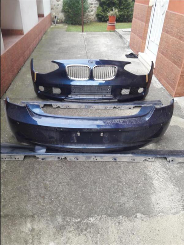 Брони и прагове BMW f20