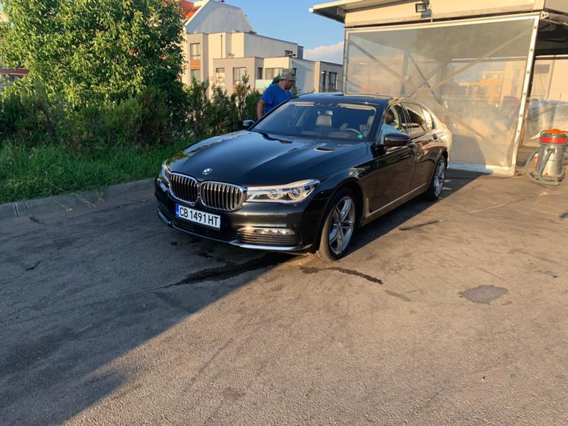 BMW 750 750d Xdrive