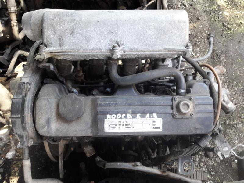 Двигател за Opel Corsa