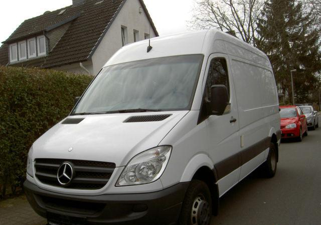 Mercedes-Benz Sprinter 311 НА ЧАСТИ, снимка 17