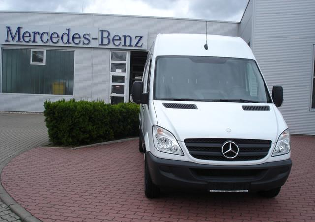 Mercedes-Benz Sprinter 311 НА ЧАСТИ, снимка 3