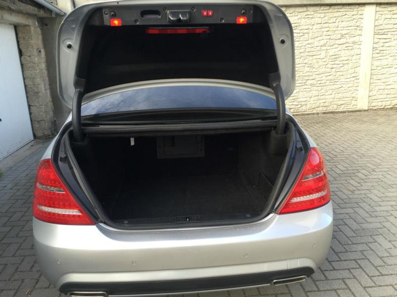 Mercedes-Benz S 350 350 cdi 4matic AMG, снимка 2