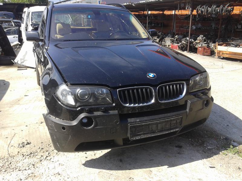 BMW X3 2,0д на 4асти