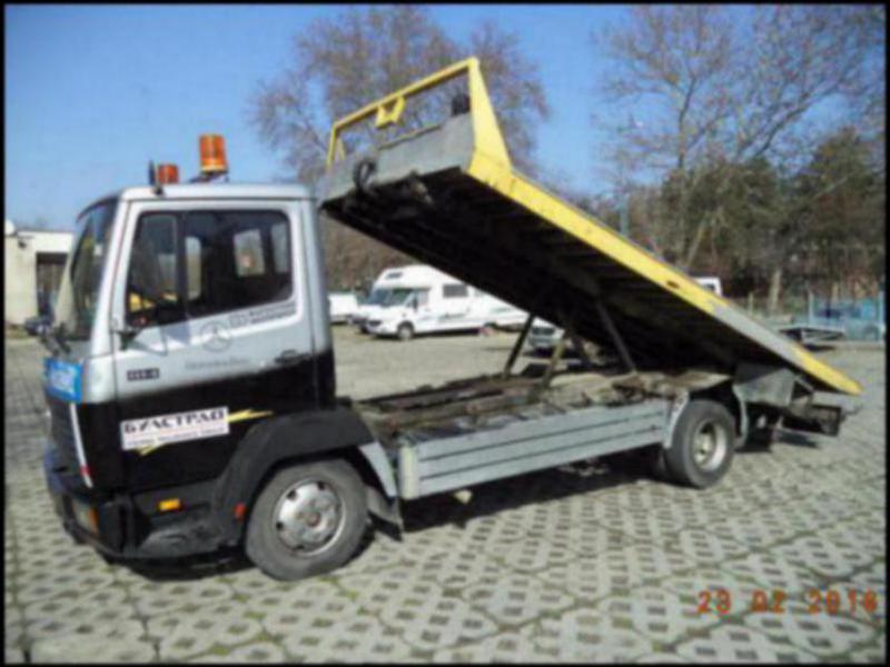 Пътна помощ, снимка 1