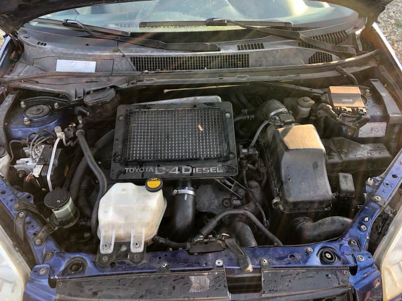 Toyota Rav4 2.0d4d Франция, снимка 8