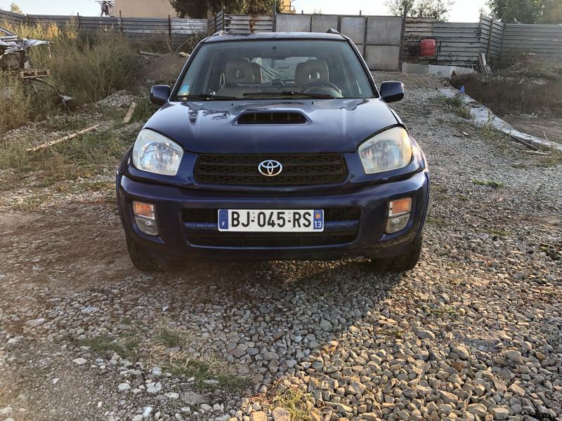 Toyota Rav4 2.0d4d Франция, снимка 2