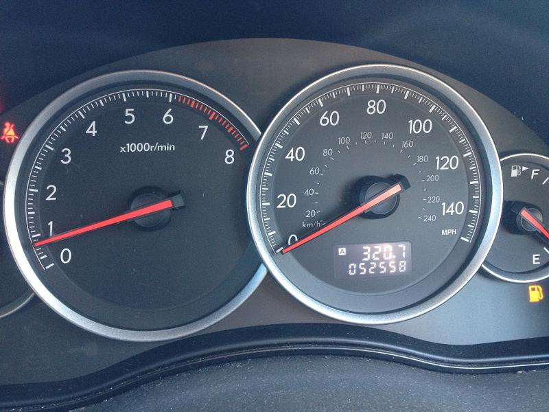 Subaru Outback 3бр.НА ЧАСТИ, снимка 11
