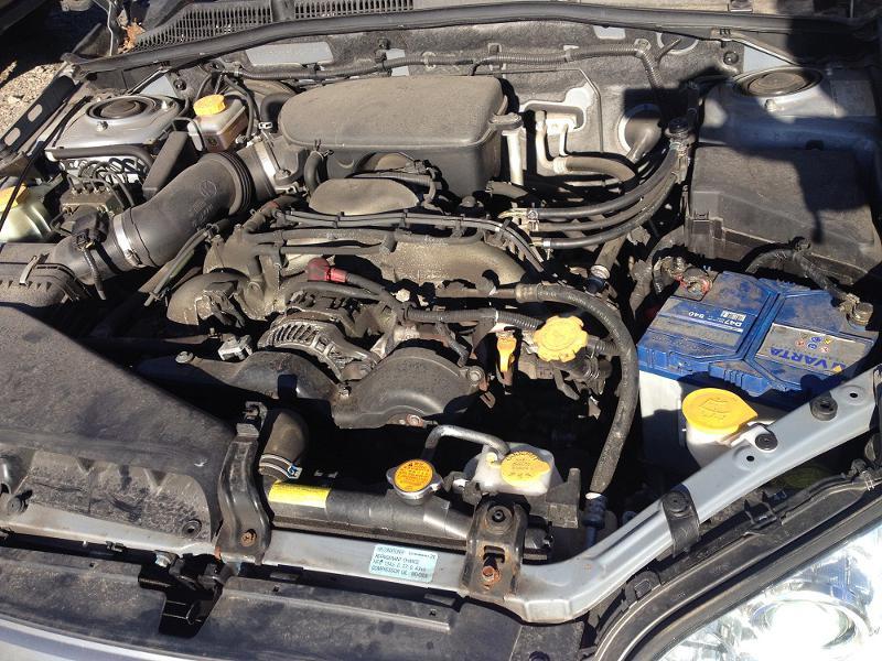 Subaru Outback 3бр.НА ЧАСТИ, снимка 12