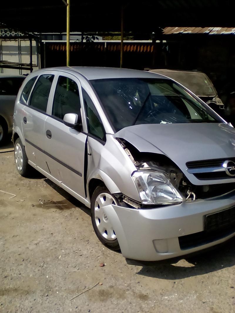 Opel Meriva 1.7CDTI