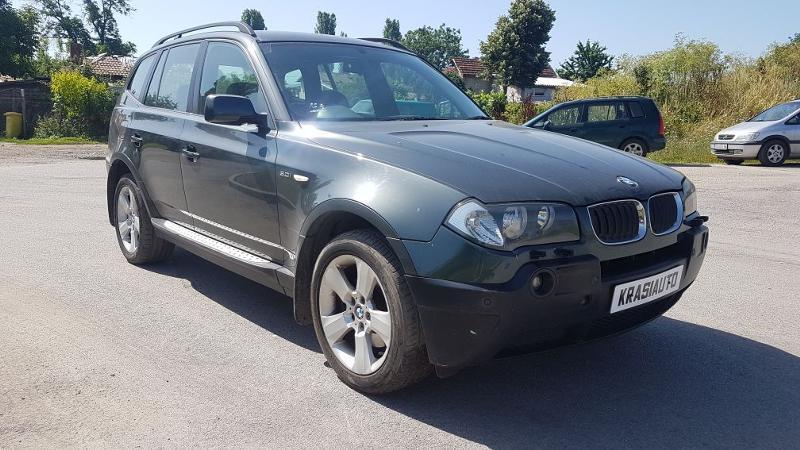 BMW X3 На Части