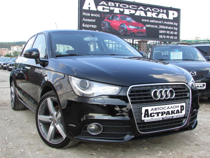 Audi A1 1.6TDI SPORTBACK EURO5B