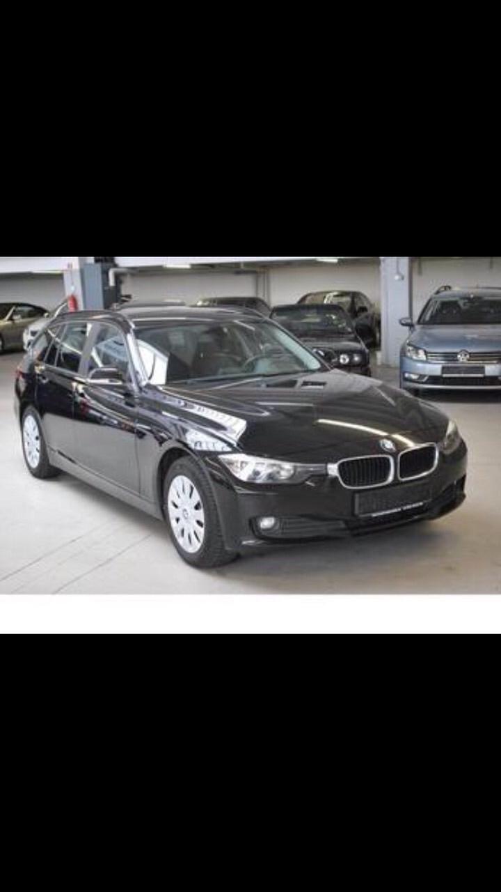 BMW 318 318d f31 143ks