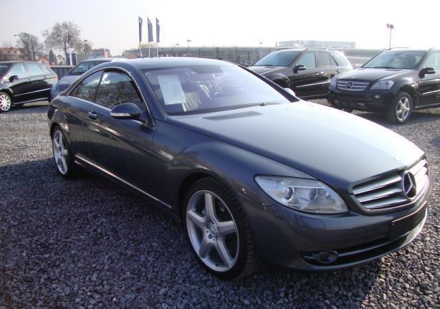 Mercedes-Benz CL 500/63AMG/65