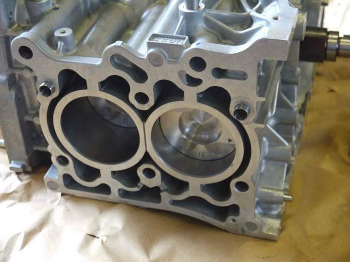 Subaru Legacy 2.0 Diesel Двигател
