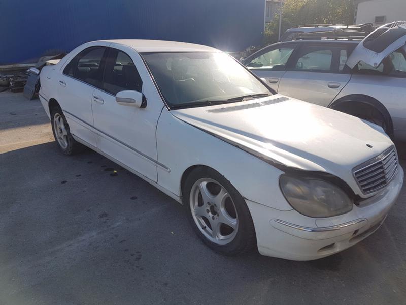 Mercedes-Benz S 320 320 CDI 197к.с. Airmatic